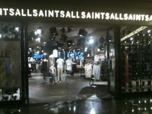 All Saints exterior