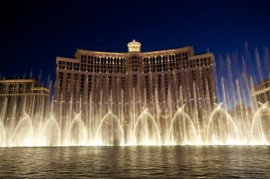 The Bellagio Fountains - ©PHOTO: Alan Fletcher