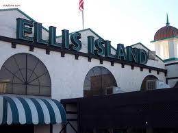 Ellis Island bar