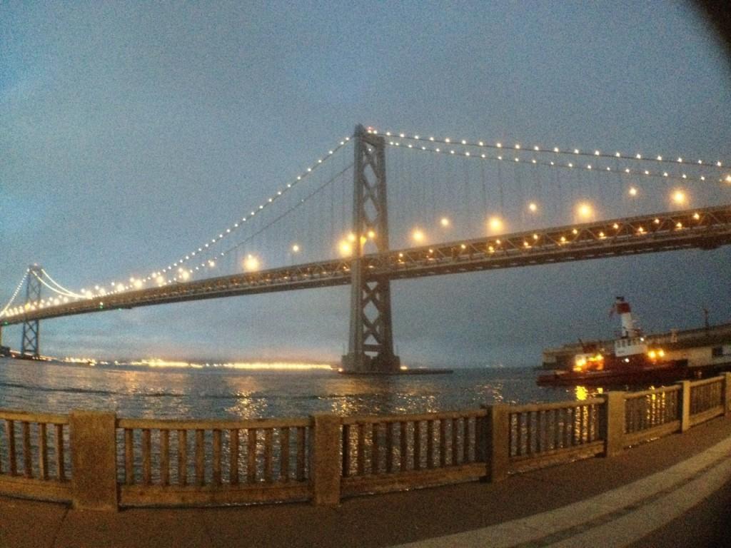 The Golden Gate Bridge - ©PHOTO: Alan Fletcher
