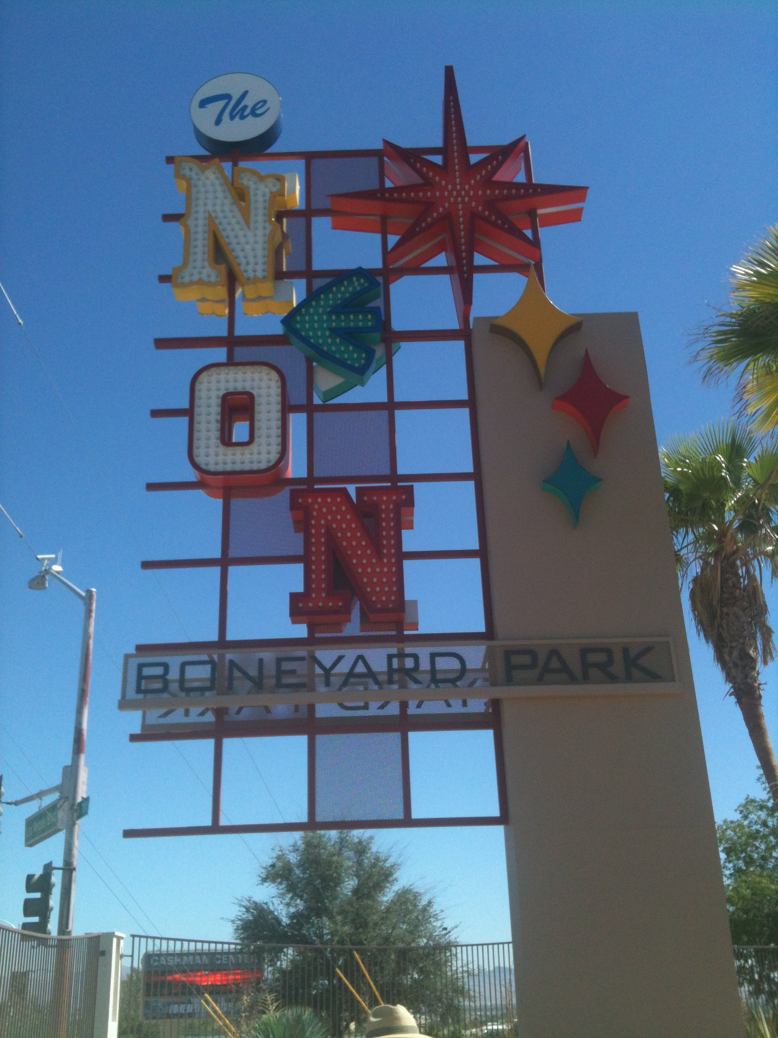 The Neon Bonyard
