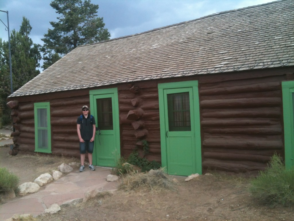 Buckley O'Neill's Cabin