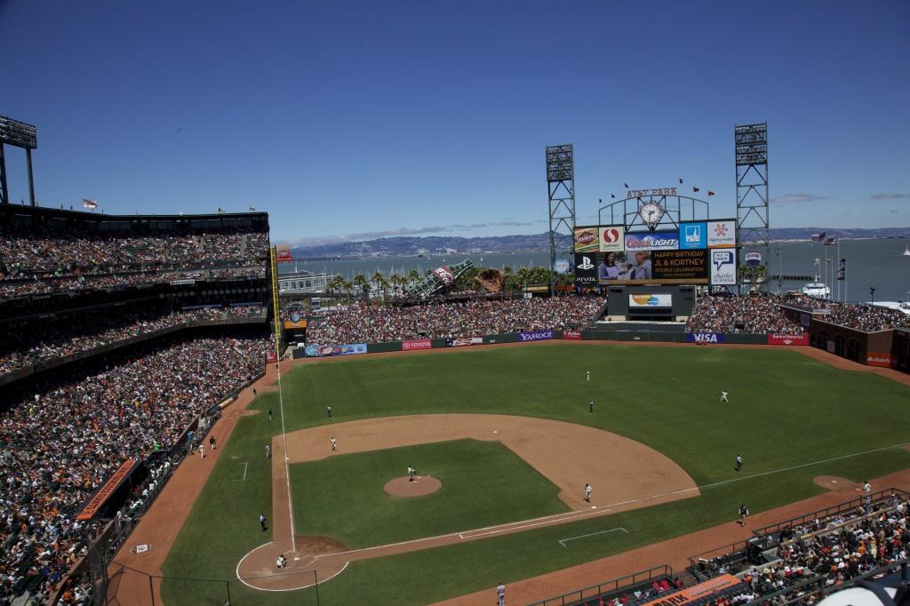 AT & T Stadium, San Francisco - ©PHOTO: Alan Fletcher