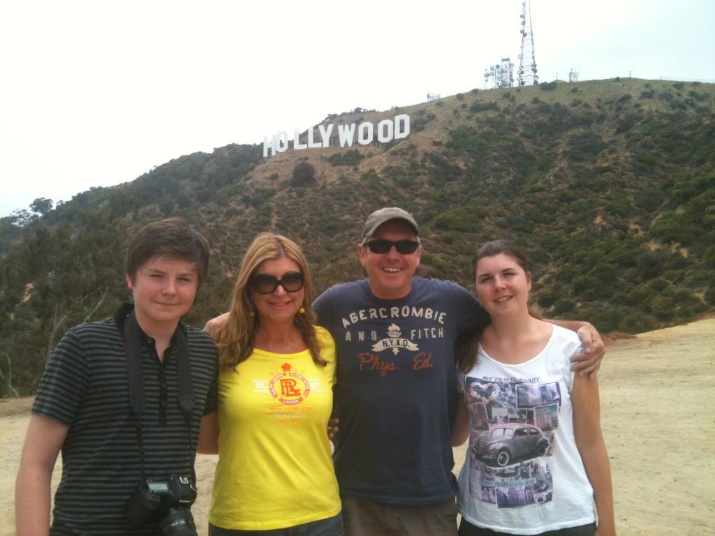 Hollywood calling...