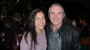 Sloane Crosley and Alan Fletcher