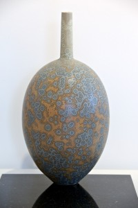 Ceramic Pot by Ted Secombe