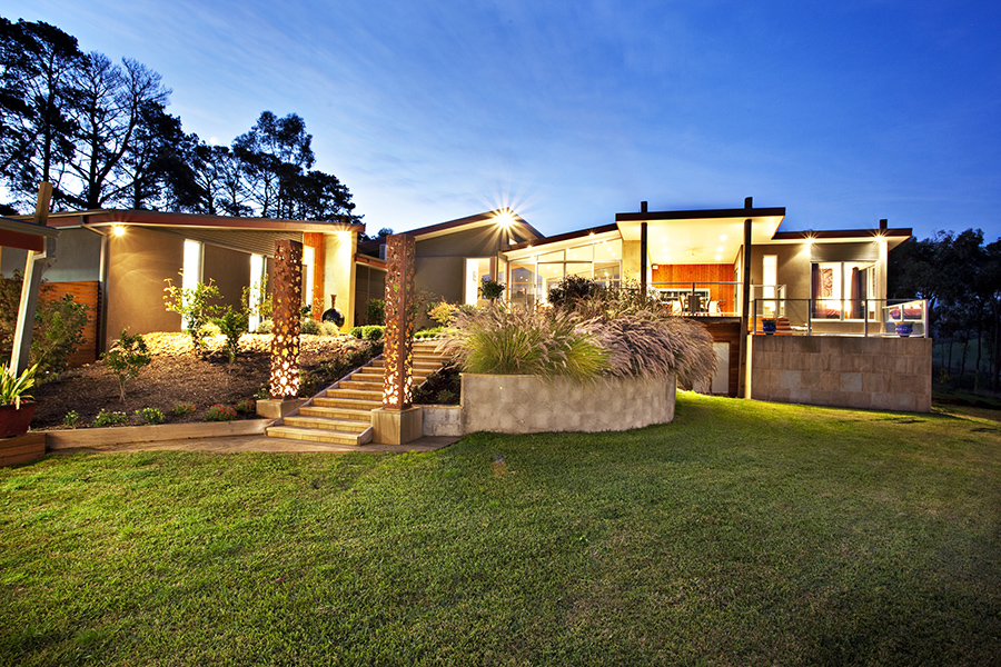 Ted's Yarra Valley home