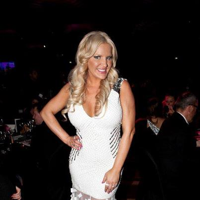 Brynne Edelsten, Fashion Aid Ball, September 2012