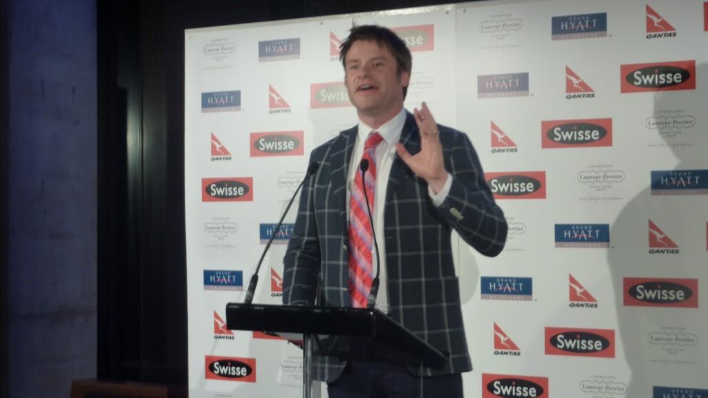 Swisse CEO Radek Sali