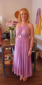 'Violet and I' Downtown lover dress $369