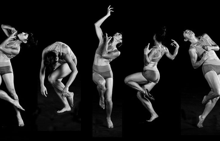 Dancer Cecilia Low. Photography by Sylvi K