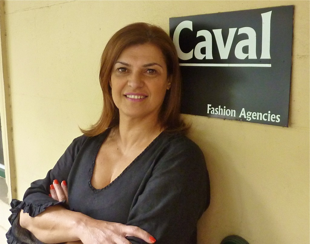 Carmel: Owner and Manager of Caval Fashion Agency