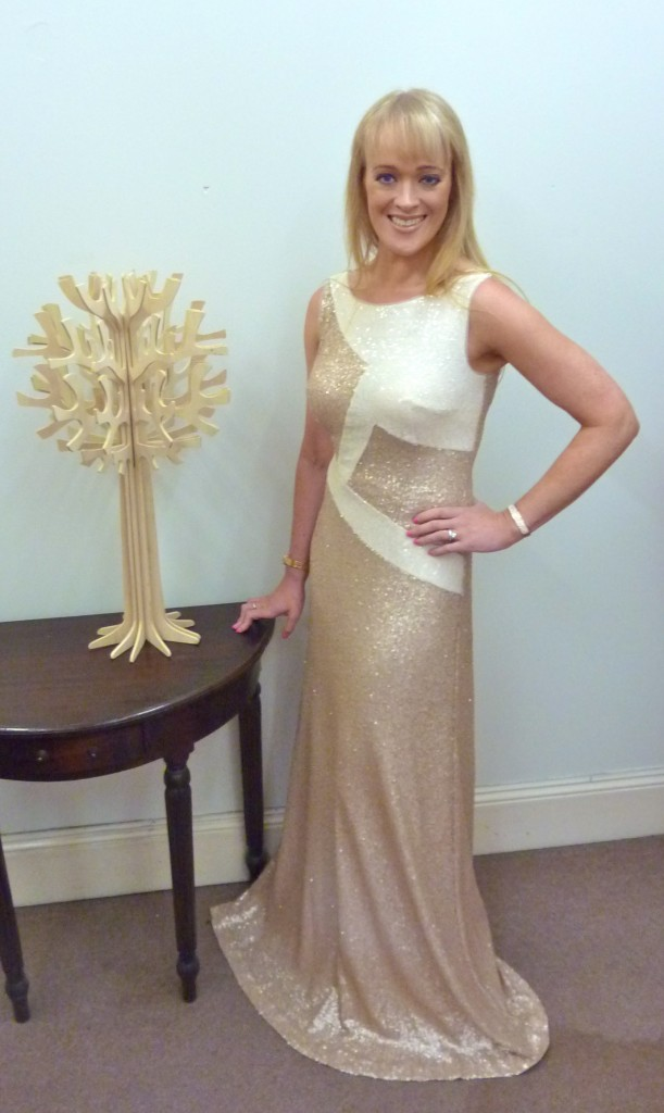 Charlotte gown - RRP $644