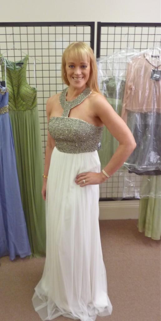 Ellena gown - RRP $575