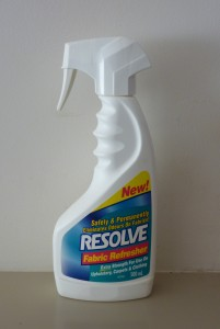 Resolve spray