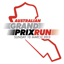 The Australia Grand Prix Run next March