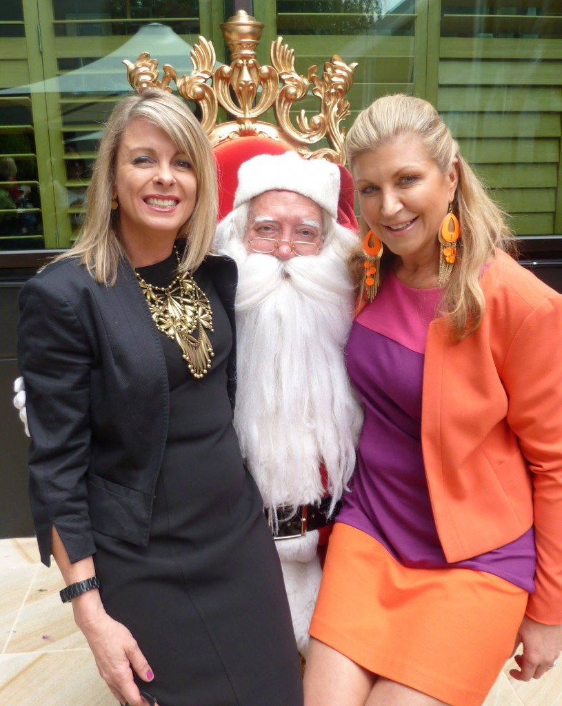 Brigitte Duclos, Santa and me
