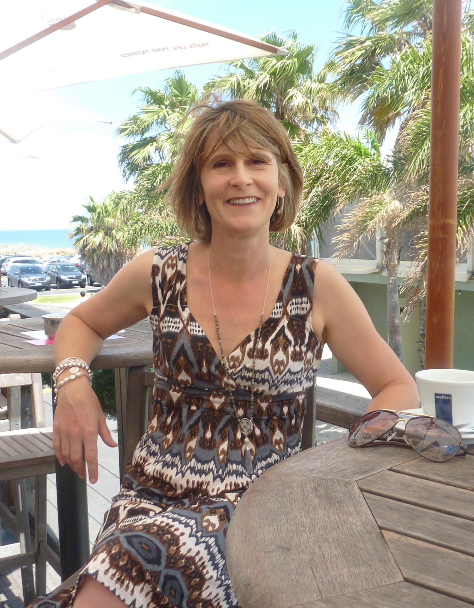 Emma Dumas: owner 'The Muesli'