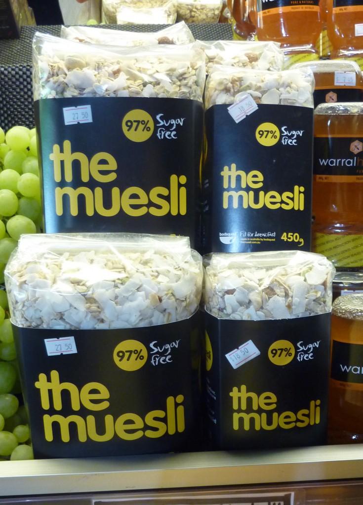 The Muesli