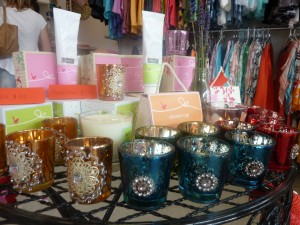 Diamente tea-candle cups $10.95 each