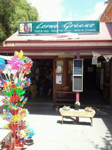 Lorne Greens