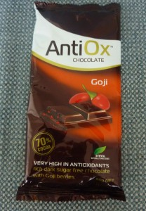 Anti Ox Chocolate - Goji flavour