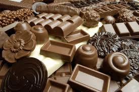 Chocolate - I miss this the most!