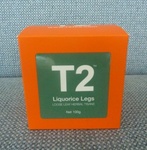 Licorice Legs Tea from T2