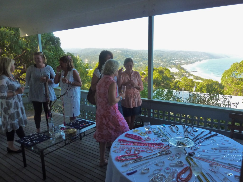 Party with a view - Lorne
