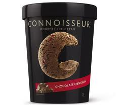 Connoisseur chocolate icecream