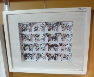 Handmade butterly pictures - $99