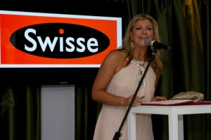 Major sponsor, Swisse Vitamins