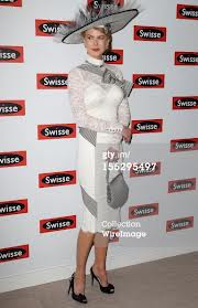 Nicole Kidman at the Swisse marquee