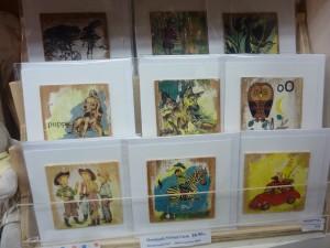 Vintage cards - $6.95