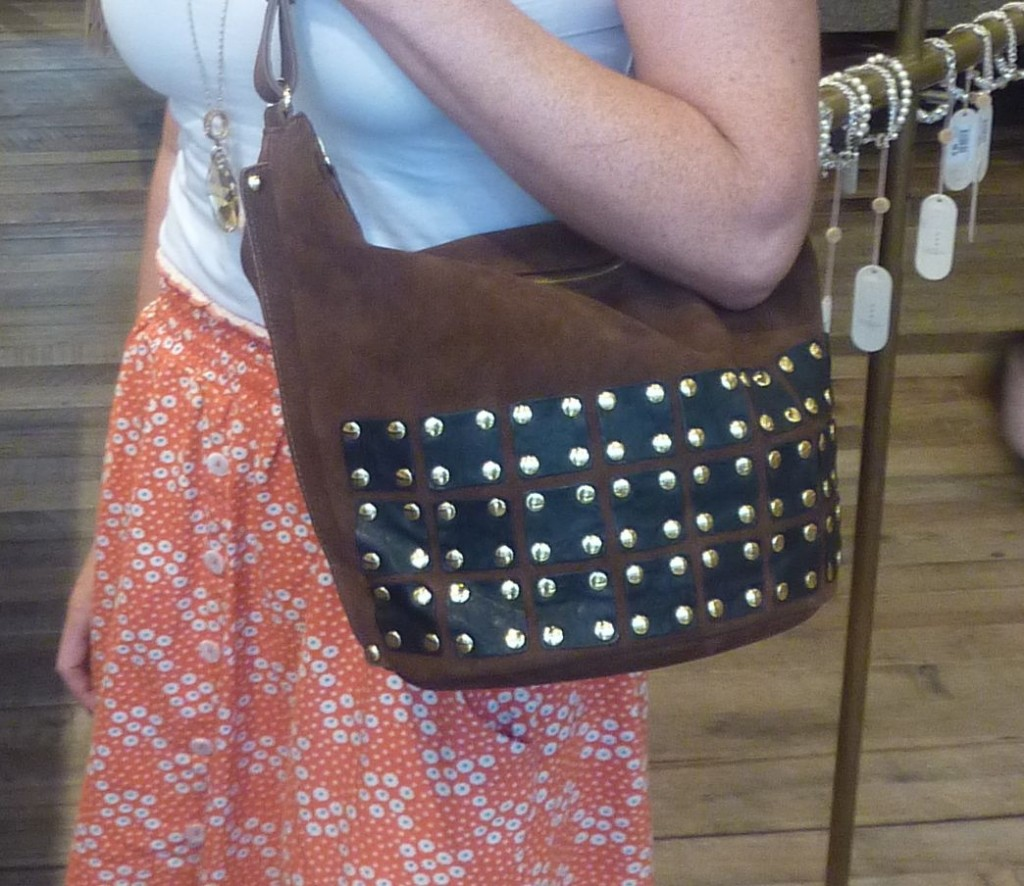 We ALL loved this bag, the Sienna Sling - $229