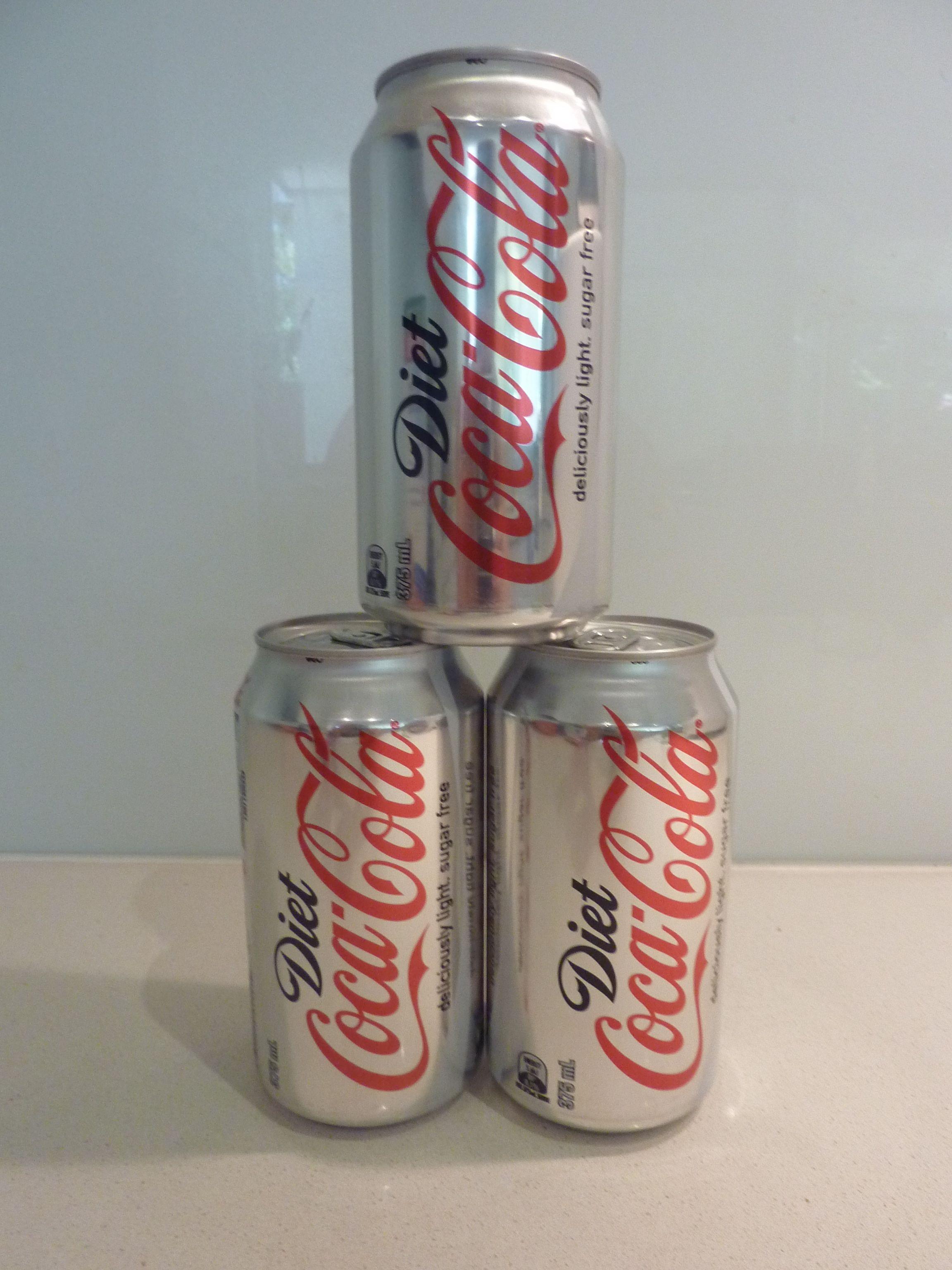 Evil Diet Coke