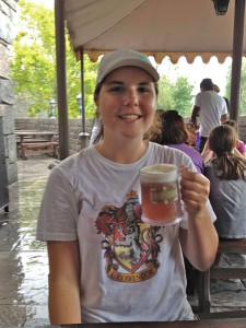 Butter Beer smile