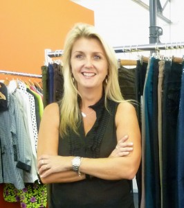 Sales and Design Director Claire Alexander