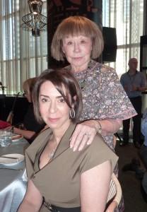Heloise Waislitz and her mum, Jeanne Pratt
