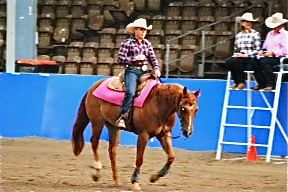 Linda reining