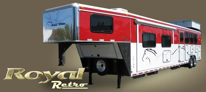 Royal Retro trailer