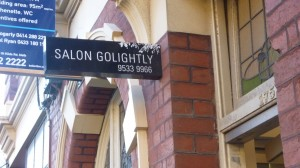 Salon Golightly, Prahran
