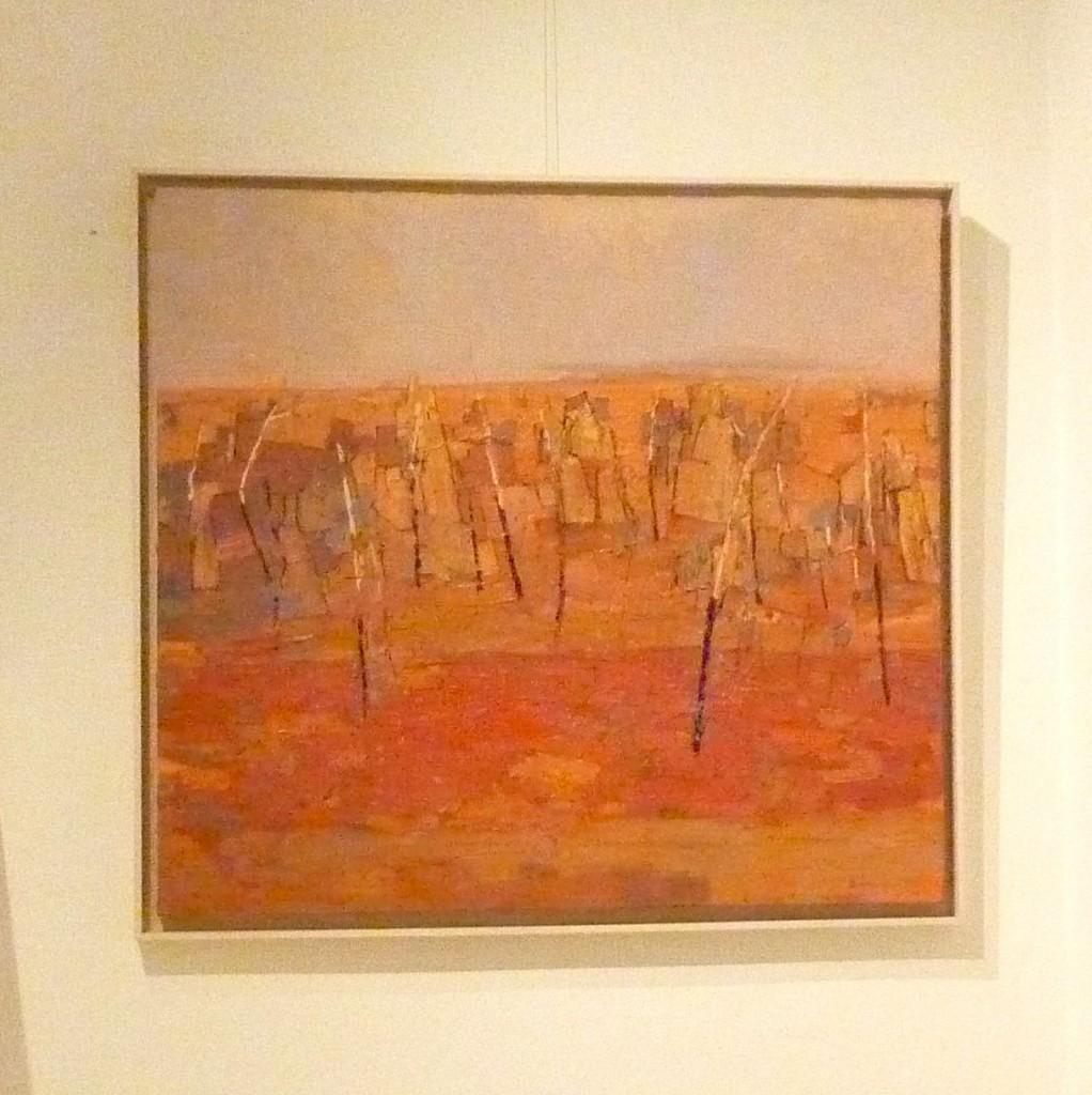Termite Landscape, Northern Territory - $3500