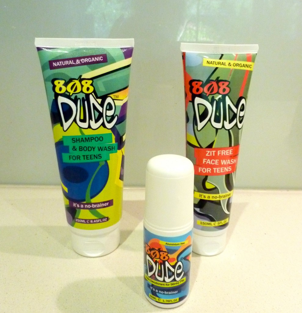 808 Dude Teen Grooming Products