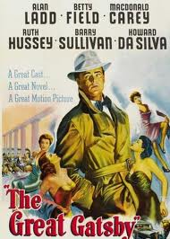 The Great Gatsby starring Alan Ladd