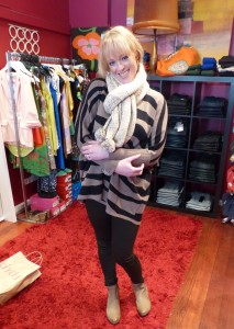Kitch jumper $99 and Kitch scarf $39