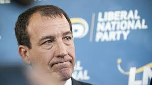 Liberal National Party candidate Mal Brough