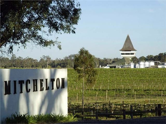 Mitchelton Winery near Nagambie