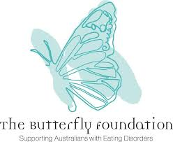 Funds raised go to The Butterfly Foundation