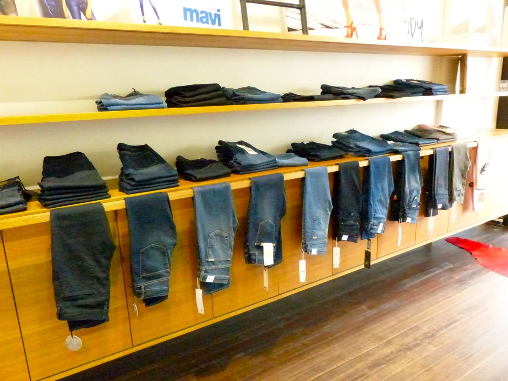 De Nimes specialises in a wide range of denim